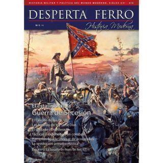 Estallido Guerra de Secesión