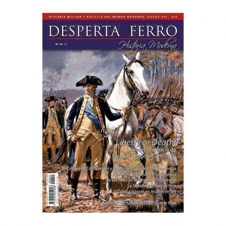 Liberty or Death! La independencia de Estados Unidos, 1775-1776