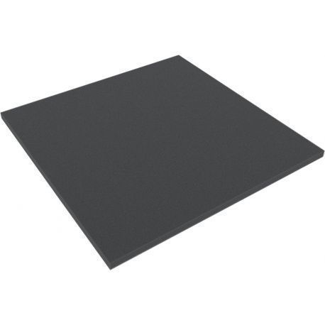 300 mm x 300 mm x 10 mm foam topper / bottom / layer