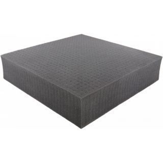 300 mm x 300 mm x 70 mm Pick and Pluck / Pre-Cubed foam tray