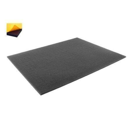 FS005RS 5 mm (0,2 Inch) Figure Foam Tray full-size Raster self-adhesive