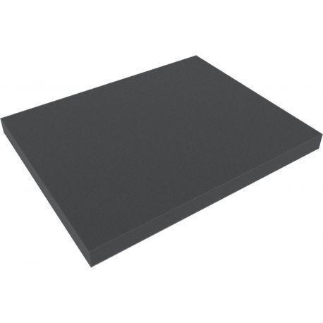 FS025B 25 mm (1 Inch) Figure Foam Tray full-size Bottom / Topper