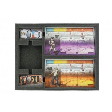 FS035I030BO 35 mm Foam Tray for Zombicide Identity Cards