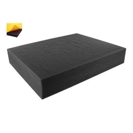 FS060RS 60 mm (2,4 Inch) Figure Foam Tray full-size Raster self-adhesive
