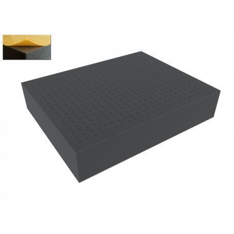 FS070RS 70 mm Figure Foam Tray full-size Raster self-adhesive