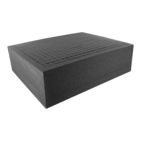 FS100R 100 mm (4 Inch) Figure Foam Tray full-size Raster