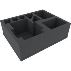 FSBJ110BO foam tray for GamesWorkshop Tanks, Bikes and large items