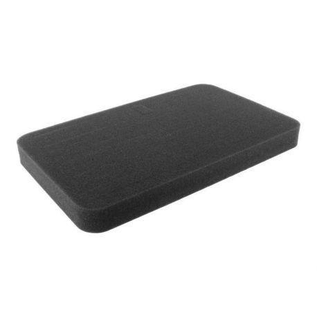 HS025R half-size Raster Foam Tray 25 mm (1 inch)