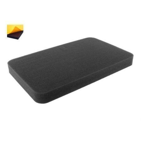 HS040RS 40 mm (1,5 Inch) Figure Foam Tray half-size Raster self-adhesive