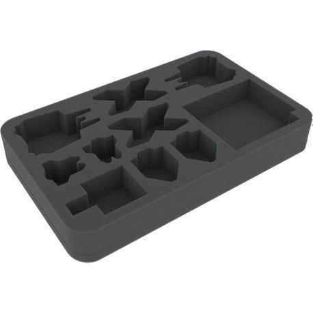 hsbv040bo foam tray for x wing starviper m3 a interceptor. Black Bedroom Furniture Sets. Home Design Ideas
