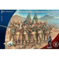 British Infantry (Sudán y Afganistán)