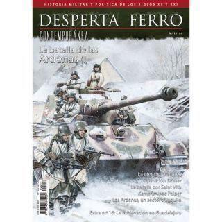 Desperta Ferro Contemporánea n.º 15: La batalla de las Ardenas (I)