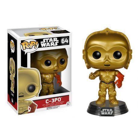 POP! STAR WARS: C3PO