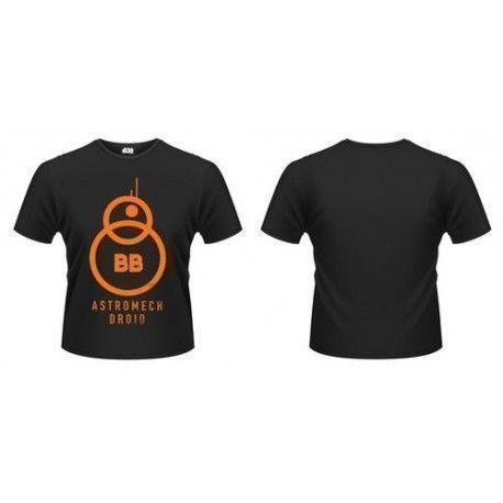 CAMISETA STAR WARS EPISODIO VII BB-8 XL