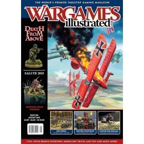 Wargames Illustrated issue 334