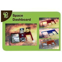 Space Dasboard Empire compatible with X-Wing