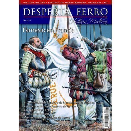 Desperta Ferro Moderna nº 22: Farnesio en Francia