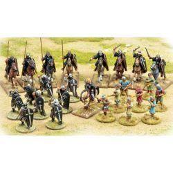 Milites Christi Starter Warband