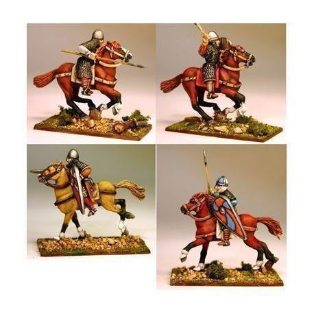 Breton Mounted Machiterns (Hearthguard)