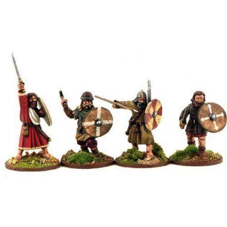 Irish Fianna (Hearthguards)