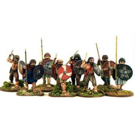 Irish Bonnachts (Warriors)