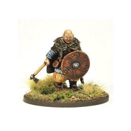 Jarl Sigvaldi & 3 Jomsvikings (inc. Fixed Warlord)