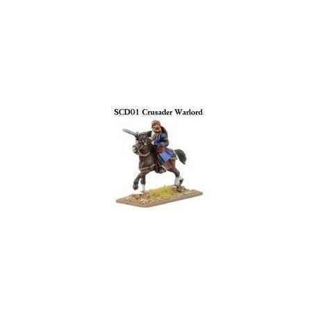 Crusader Mounted Warlord