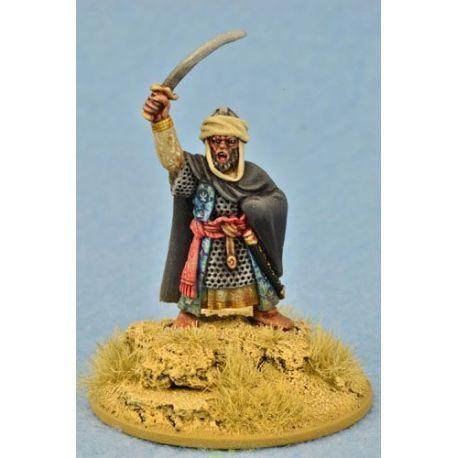 Mutatawwi'a Warlord on foot