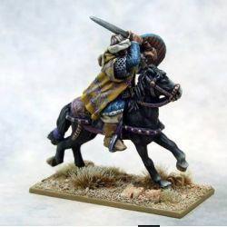 Mutatawwi'a Warlord on Horse