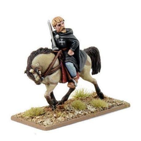 Milites Christi Mounted Warlord