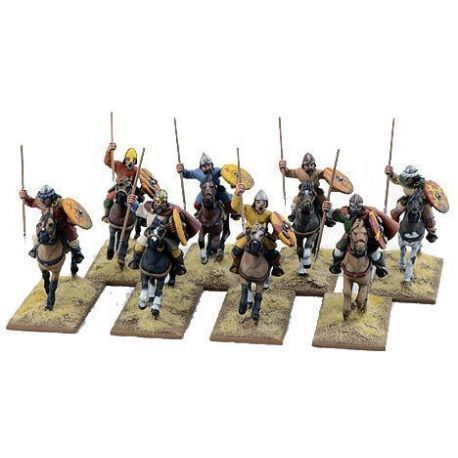 Spanish Mounted Jinetes (Warriors)