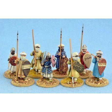 Moor Foot Hashid (Warriors)