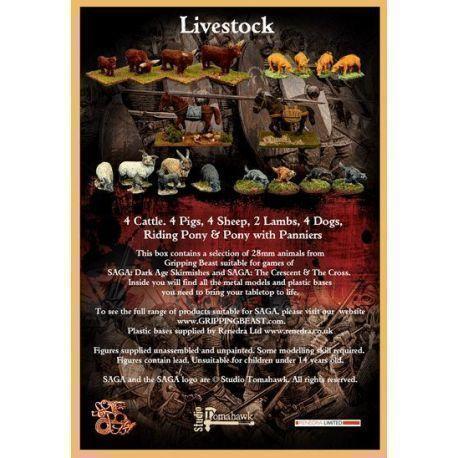 SAGA Livestock