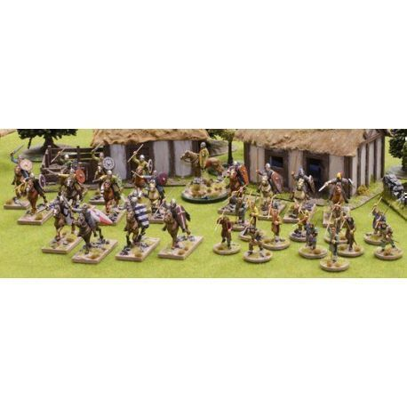 Breton Warband Starter (4 points)