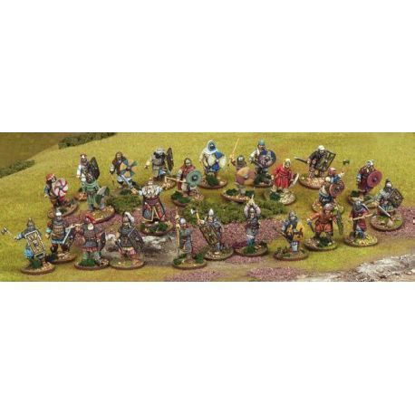 Jomsviking Warband Starter (4 points)