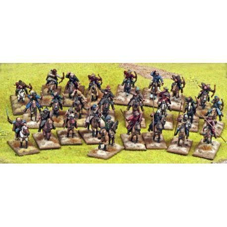 Steppe Tribes Warband Starter (4 points)