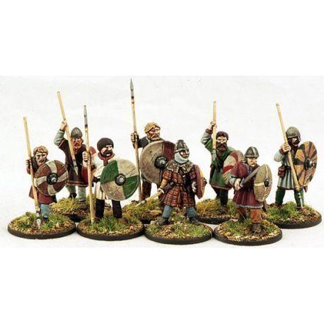 Anglo-Danish Ceorls (Warriors)