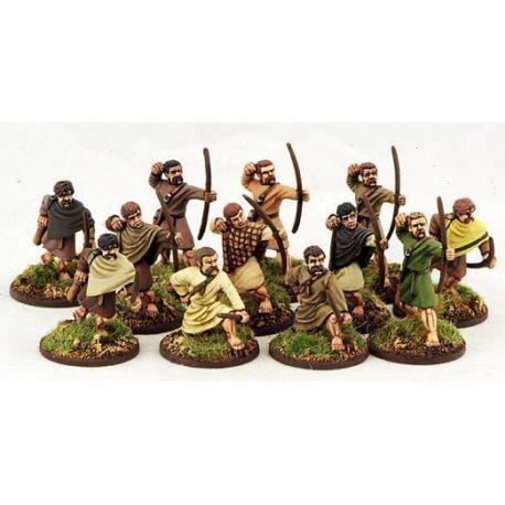 Welsh Bonnedig Archers (Levy)