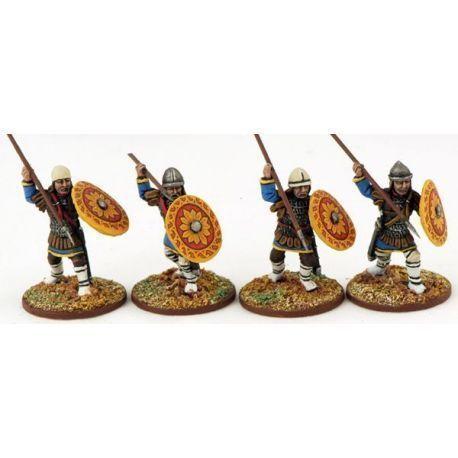 Byzantine Kontaratoi (Warriors Spears)