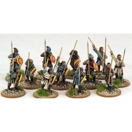 Byzantine Psiloi (Levy) (Javelins)