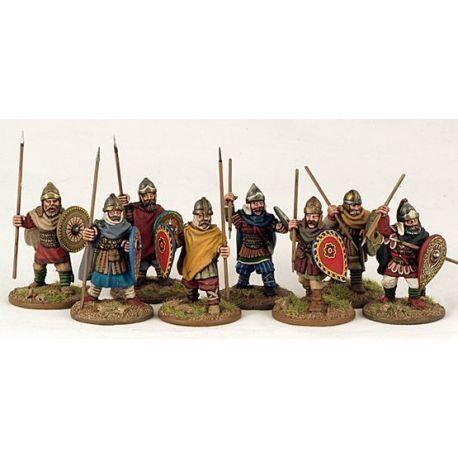 Era Of The Princes Militia (Warriors)