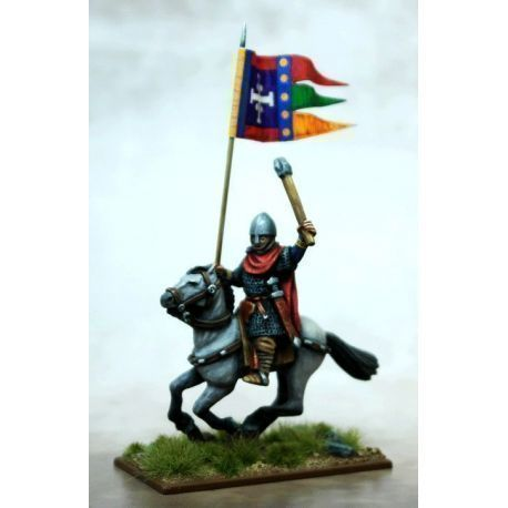 Norman War Banner & Bearer