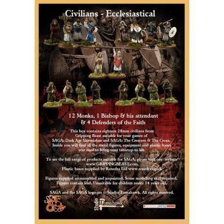 SAGA Civilians - Ecclesiastical