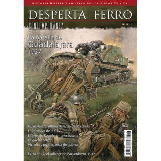 Desperta Ferro Contemporánea n.º 16: La batalla de Guadalajara 1937