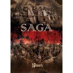 SAGA Dark Age Skirmishes Rulebook