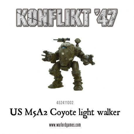 US KONFLIKT '47 STARTER SET