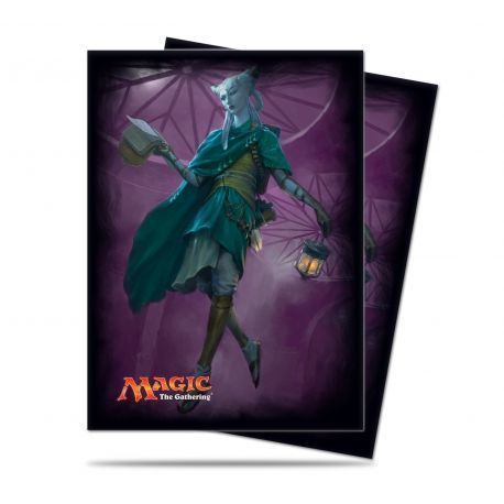 Eldritch Moon - Tamiyo, Field Researcher Standard Deck Protectors for Magic 80ct