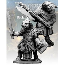 Gnoll Knight & Templar
