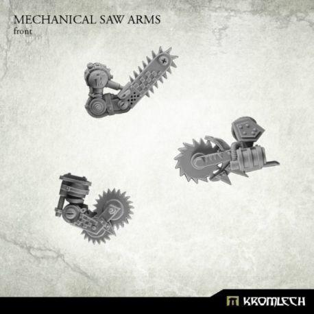 MECHANICAL SAW ARMS