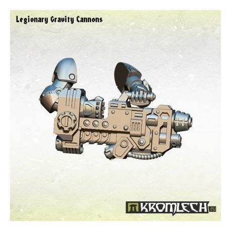 LEGIONARY GRAVITY CANNON